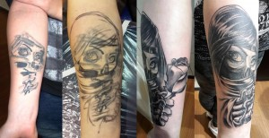 Cover Up Kathrina